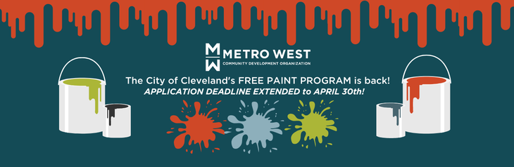 Free Paint Program City of Cleveland